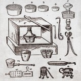 220px-Tools_for_assay_Andreus_Libavius_Alchemy_1606